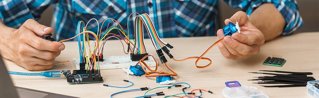 custom LED fixture prototyping