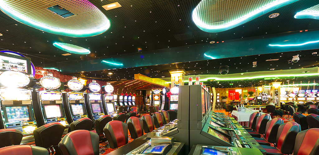 Casino Lighting Led Gaming Lighting Applications