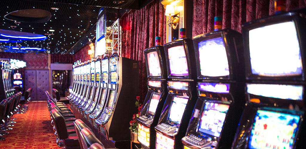 Casino Lighting - LED Gaming Lighting - Applications - aspectLED