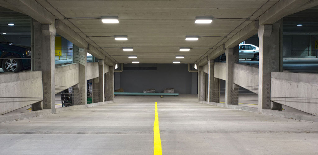 Parking Garage Amp Lot Lighting Applications Aspectled