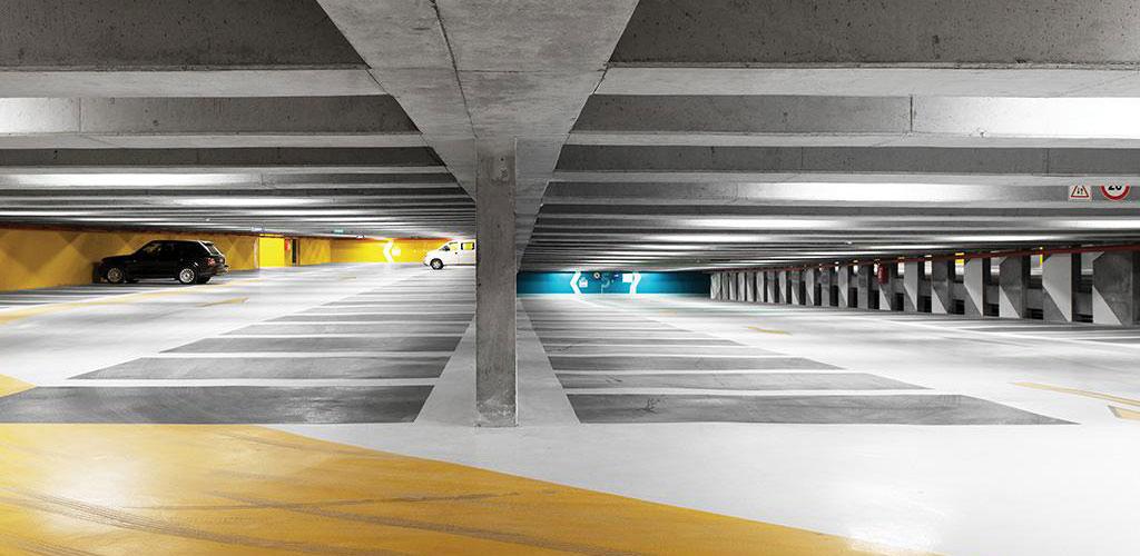 Parking Garage Amp Lot Lighting Applications Aspectled