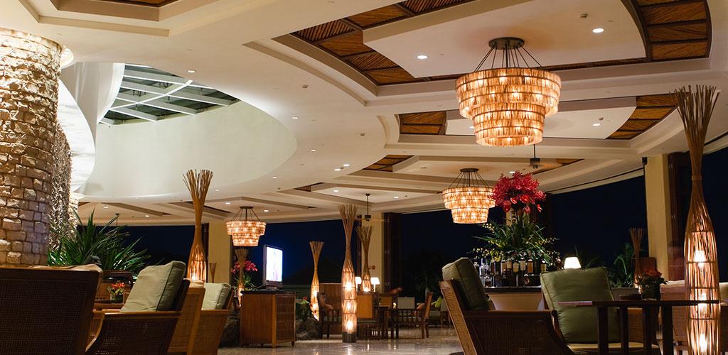 Restaurant lighting interior exterior patio for Interior design lighting resources