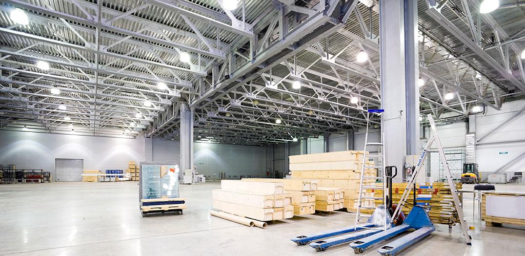 Warehouse Lighting Factory Lighting Applications