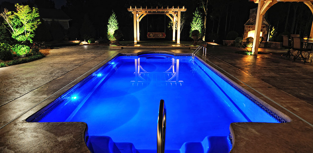 Waterpark Lighting - Fountain & Pool Lighting - Applications ...
