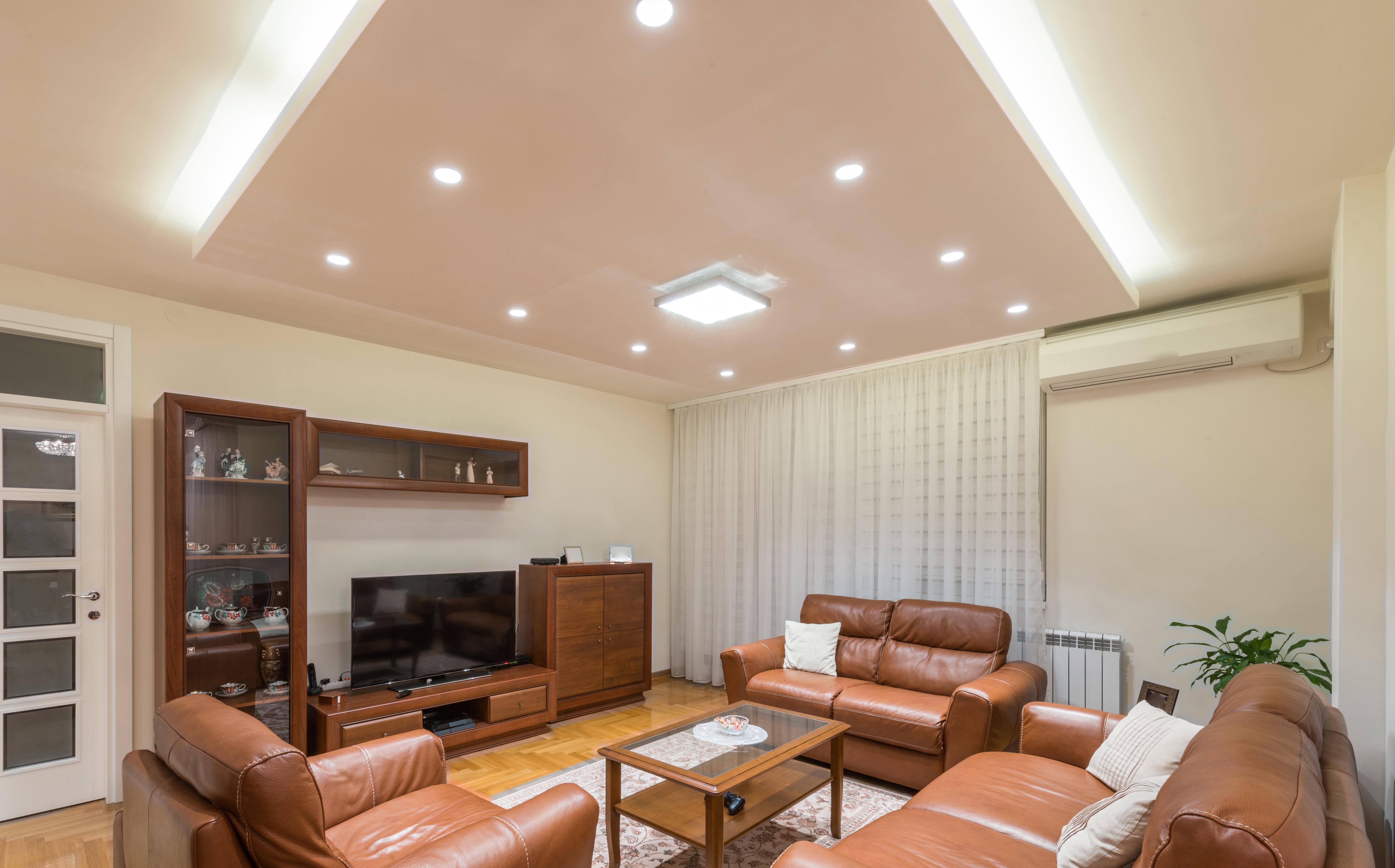 Modern Recessed LED Lights