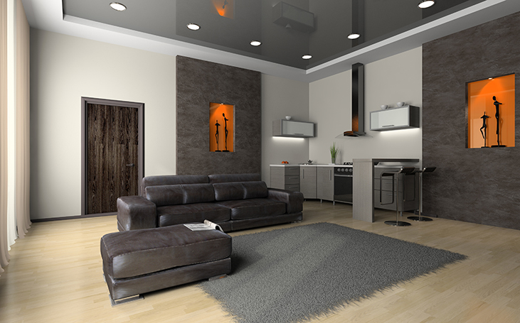 Ultra-Thin Recessed LED Lights