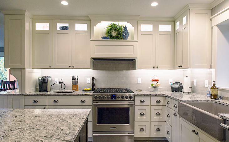 LED Under Cabinet and Recessed Lighting