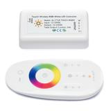 Touch! Wireless RGB+White LED Controller
